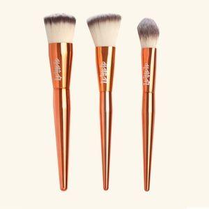 Alamar Complexion Makeup Brush Trio